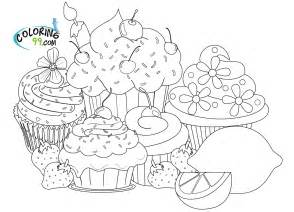 cupcakes coloring pages cupcake coloring pages minister coloring