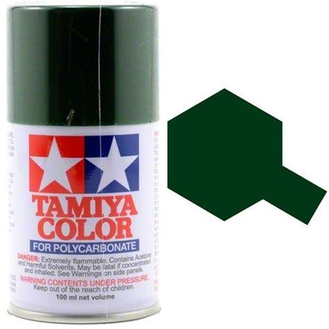 Tamiya 86009 Ps 9 Green 100ml Spray Can tamiya 100ml ps 22 racing green polycarbonate spray paint