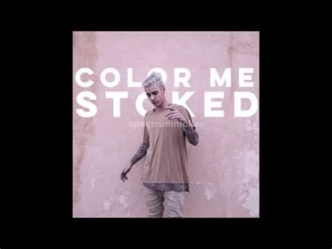 coloring book unreleased song justin bieber dr bieber color me stoked unreleased