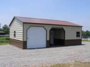 Carport With Storage Shed Portable Storage Buildings Sheds Carports Metal Steel Garages