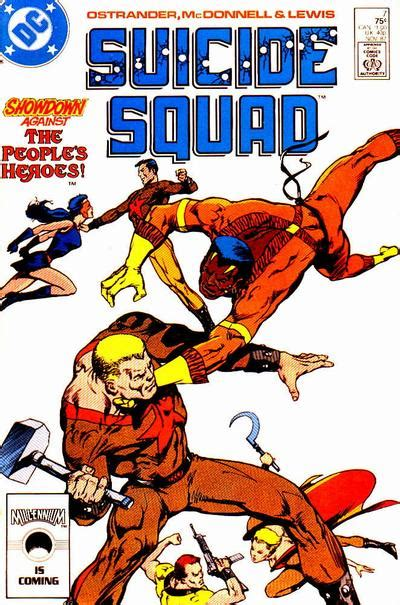 squad vol 7 the s hoard ostrander books squad vol 1 7 dc comics database
