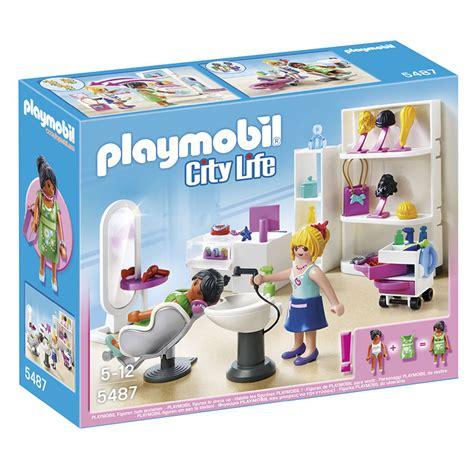 La Défense Magasins 5487 by 5487 Salon De Beaut 233 5487 P Achat Vente Playmobil
