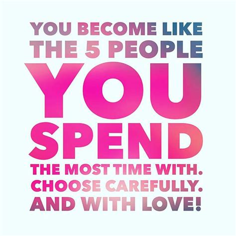 Spends Time With by Who Do You Spend The Most Time With Successtreasurebox