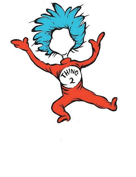 thing 1 and thing 2 card templates make you into thing 1 or thing 2 the country chic cottage
