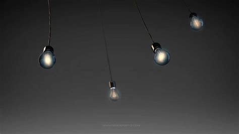 swinging light animated wallpaper dreamscene swinging light bulbs youtube