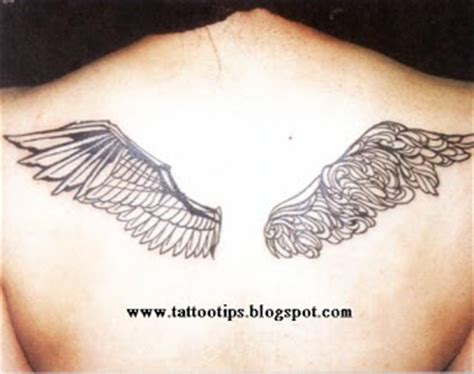tattoo placement symmetry tattoo tips and tattoo gallery ส งหาคม 2008