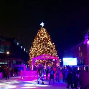 12 nyc christmas trees and holiday lights that are not at