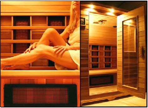 Infrared Sauna And Mercury Detox by Infrared Sauna Spa At The Mansions Of Rockwall