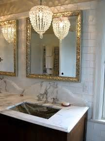 glam bathroom lighting remodel ideas