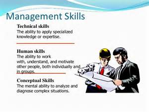 managers roles and skills