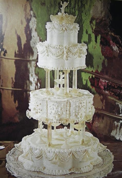 Wilton Wedding Cakes by Things By David Vintage Wilton Yearbook