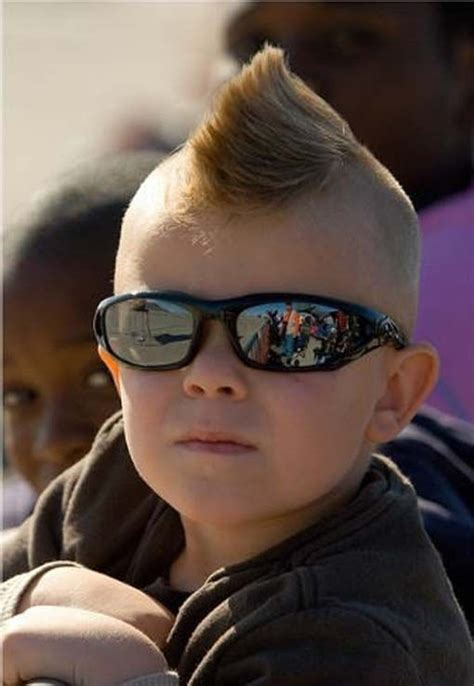mohawk haircuts for little boys mohawk hairstyle for boys hair girl boy pinterest