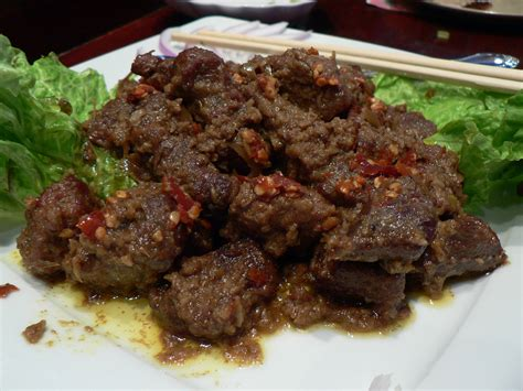 Heat Eat Daging Rendang singapore food a guide to the top 51 dishes where to try them