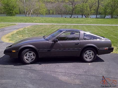 nissan datsun 1984 1984 nissan 300zx base coupe 2 door 3 0l awesomeness