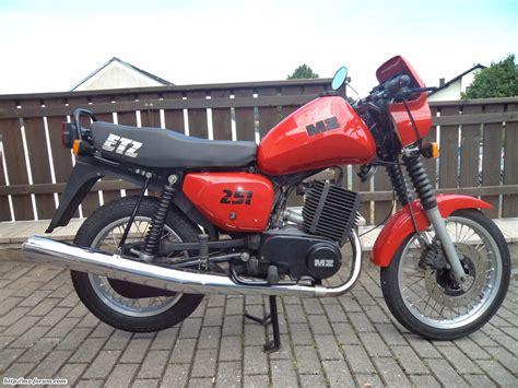 Ebay Kleinanzeigen Erfurt Motorrad by 1993 Mz Etz 251 Fab Moto Classics Pinterest Motorr 228 Der