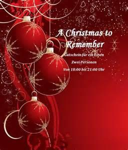 Word Vorlage Weihnachten Gutschein 20 Kostenlose Gutschein Vorlagen F 252 R Weihnachten Zum