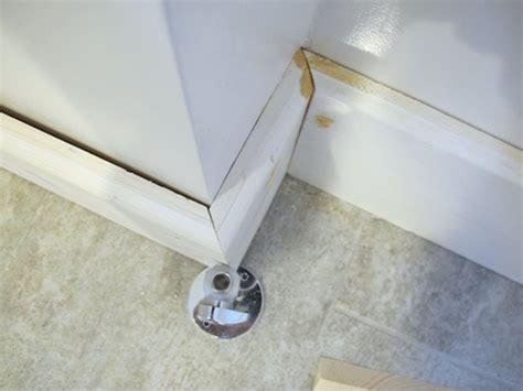 Bathroom Baseboard Trim Emily Winters Bathroom Renovation Day 12 Made Remade