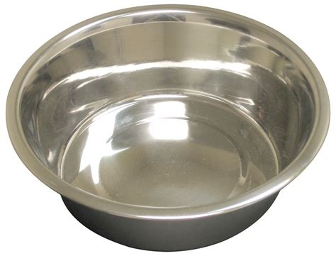 feed bowl standard stainless steel food water bowls feed bowls stainless