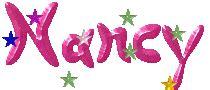 imagenes animadas nombre nancy nombres animados de nancy firmas animadas de nancy