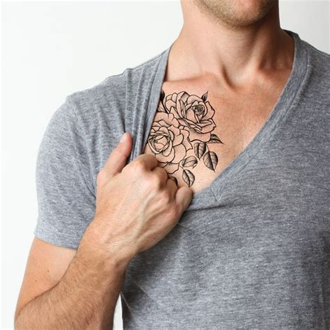 temporary tattoos rose 46 curated line temporary tattoos ideas by tattify