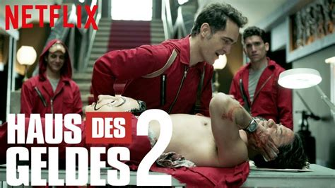 haus des geldes haus des geldes staffel 2 trailer german april