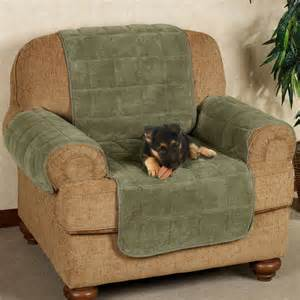 microplush pet furniture cover chair touch of class