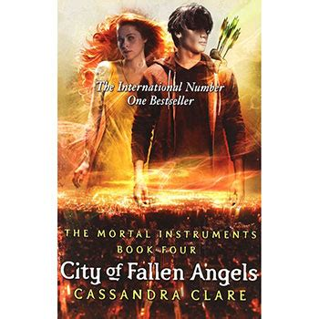city of fallen angels the mortal instruments series 4 city of fallen angels the mortal instruments book 4 by