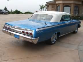 1962 chevrolet impala ss 409 convertible 65869