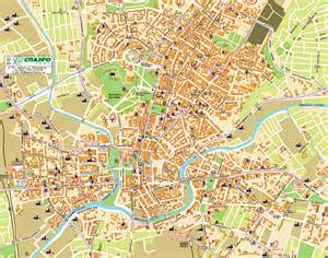 st map large detailed map of kharkov city center with