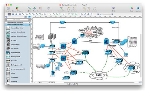 visio document in searching of alternative to ms visio for mac and pc