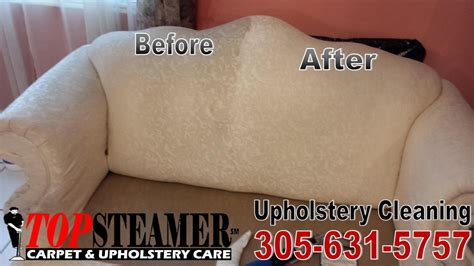 sofa cleaning miami sofa cleaning before after picture top steamer