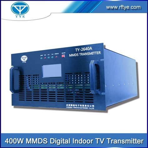 Transmitter Tv Digital indoor 400w mmds digital tv transmitter buy mmds digital