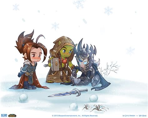 blizzard wishes  happy holidays  adorable greeting cards  escapist