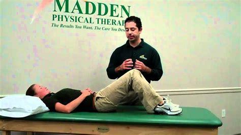 top 3 exercises for lower back arthritis stenosis ddd