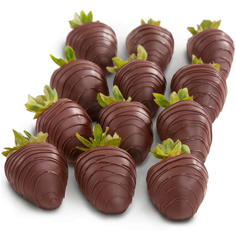7 Ingredients And Directions Of Chocolate Covered Strawberries Receipt by Golden State Fruit Chocolate Covered