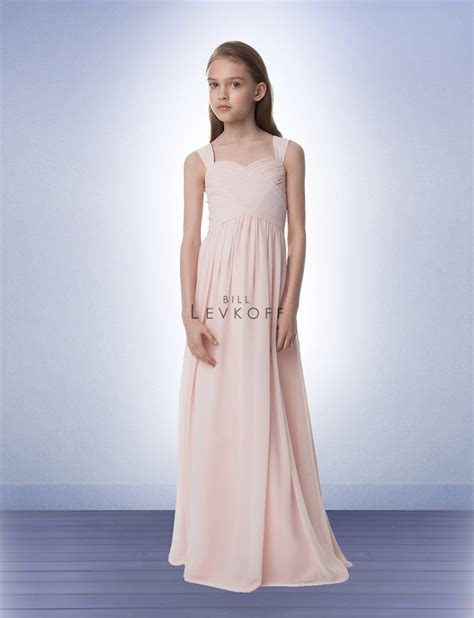 Junior Bridesmaid Dress by Bill Levkoff Junior Bridesmaid Dresses Bill Levkoff 16502