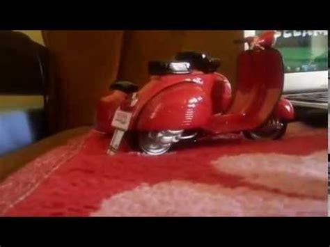 Korek Gas Motor Vespa Korek Api Unik Motorcycle Lighter mainan motor dari korek api dhian toys