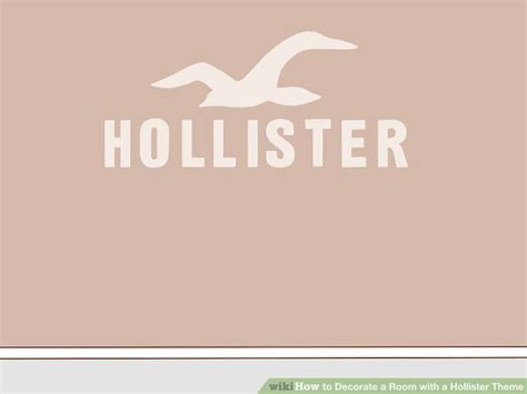 Hollister Bedroom Themes How To Decorate A Room With A Hollister Theme 12 Steps