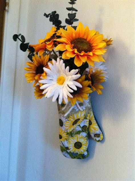 idea sunflower kitchen decor home decorating