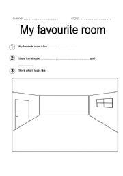 english teaching worksheets rooms in the house