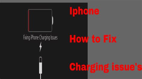 iphone not charging how to fix iphone not charging when plugged in