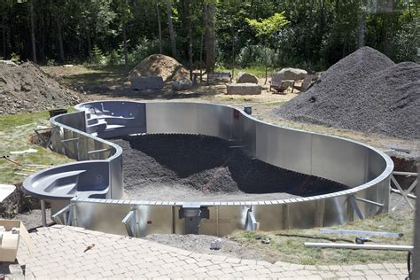 designing your backyard swimming pool part i of ii faux mural philadelphia how to build a homemade in ground