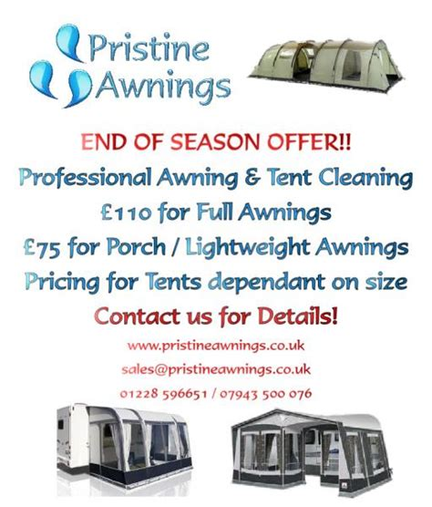 Pristine Awnings by Professional Awning Cleaning Deals Special Offers And