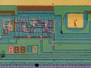 integrated circuit microscope semiconductor integrated circuits ic
