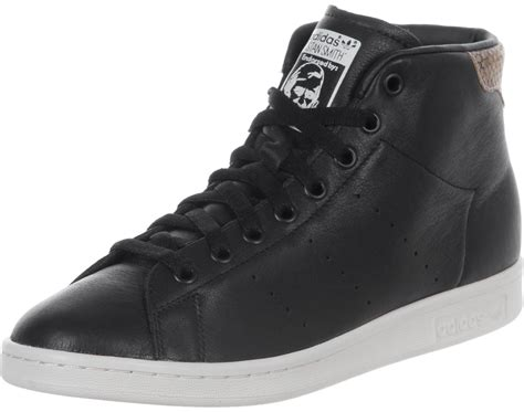 Smith Shoes 69 adidas stan smith mid shoes black