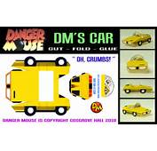 Danger Mouse  DMs Car By Mikedaws On DeviantArt