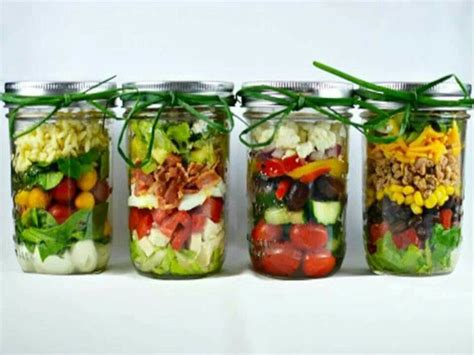 meals in a jar mason jar meals mason jar meals pinterest