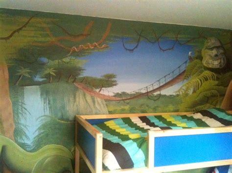 Decoration Animaux De La Jungle by Decoration Chambre Bebe Animaux Jungle