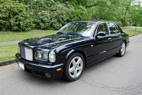 bentley arnage t bentley arnage