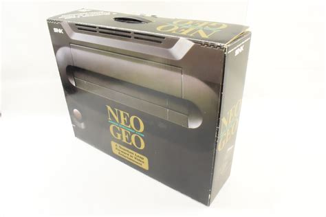 neo geo aes console for sale neo geo neogeo aes console system ref 191310 near mint